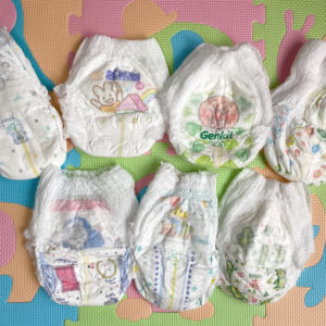 pull-up diapers for babies in japan