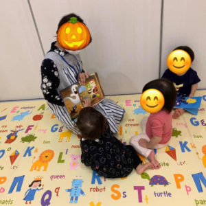 sankanbi (parents day) at a daycare in japan