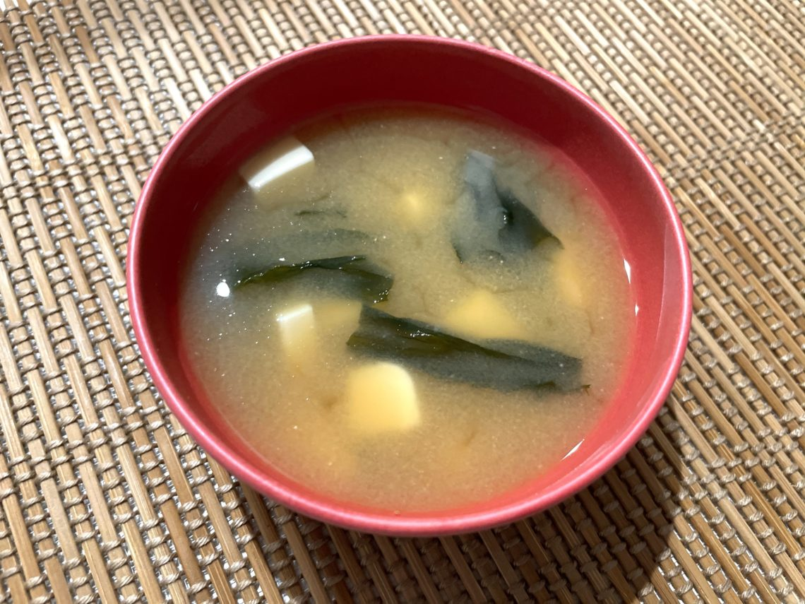 miso soup recipe for toddlers