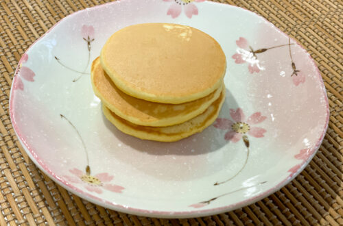 okara pancakes recipe japan