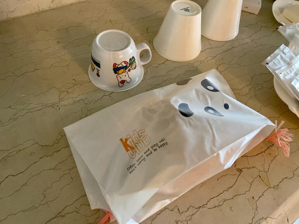 Amenities for Kids at La Suite Kobe Harborland