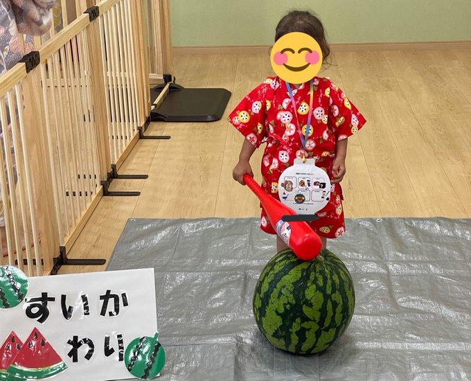 natsumatsuri summer festival in japan at home