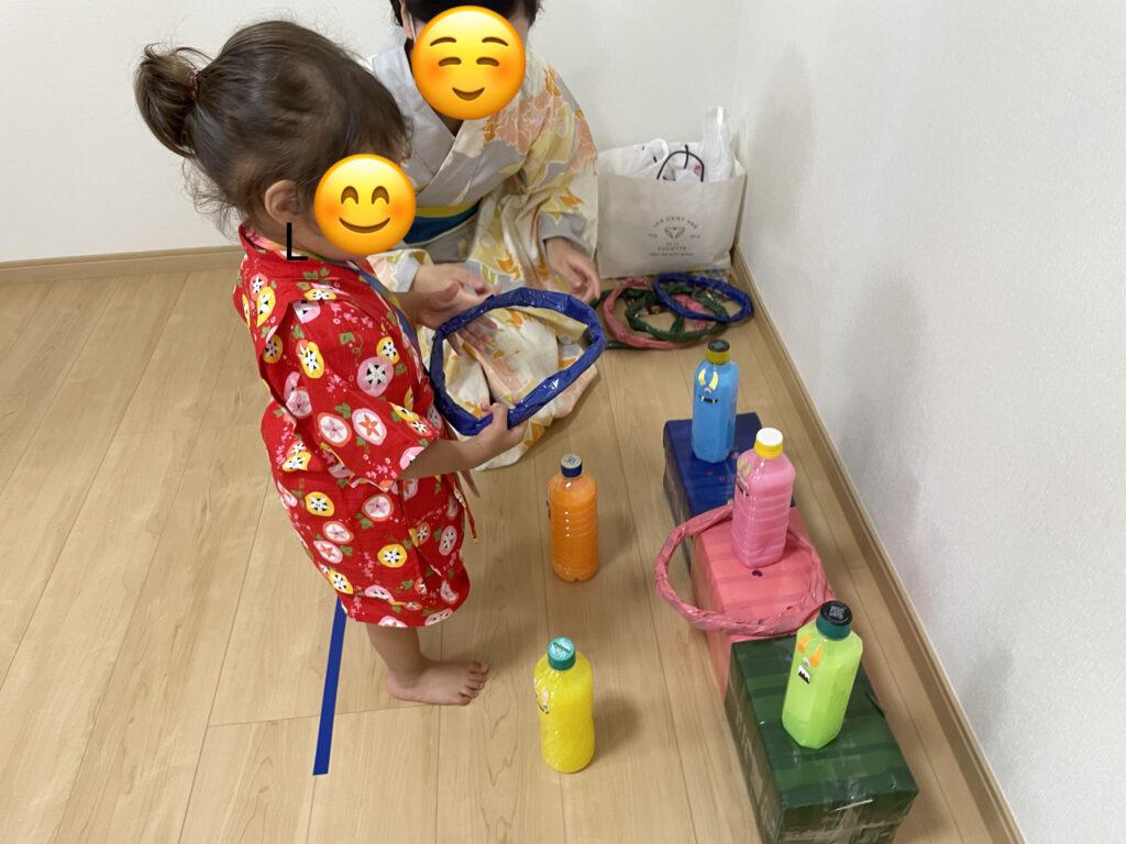 natsumatsuri japan summer festival at home