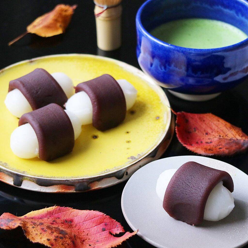 tsukimi autumn moon festival in japan