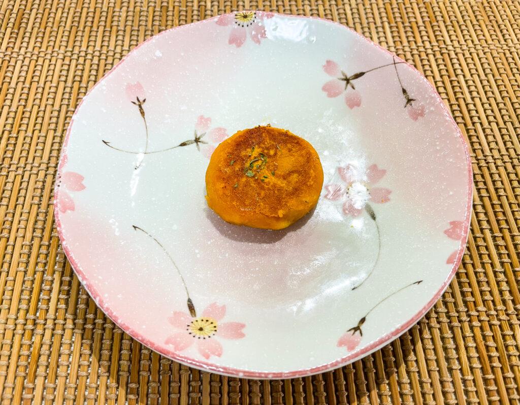 kabocha squash japanese pumpkin oyaki recipe toddlers babies